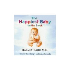 "<strong>Happiest Baby Inc</strong> ""Super-Soothing"" Calming Sounds (CD)"