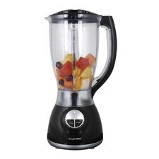 2 Litre Blender with Grinder Attachment in Black