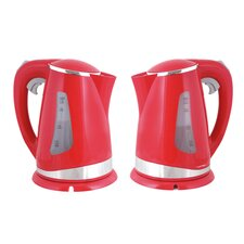 1.7 Litre 360 Cordless Kettle in Red