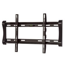 "Static Wall Mount for 23""-37"" Plasma TV in Black"