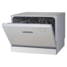 "21.65"" Countertop Dishwasher"