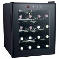 16 Bottle Single Zone Thermoelectric Wine Refrigerator
