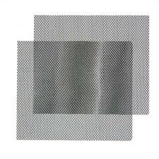 Carbon Air Conditioner Replacement Air Filter (Set of 2)