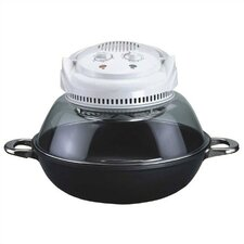 Convection Oven with Wok Base
