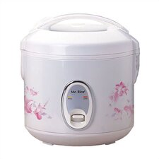 Mr. Rice 2.5-Quart Rice Cooker