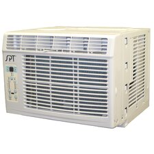 8,000 BTU Energy Efficient Window Air Conditioner with Remote