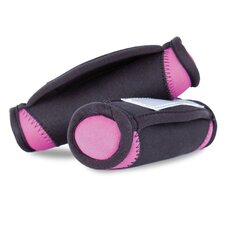 <strong>Tone Fitness</strong> 2 lbs Neoprene Walking