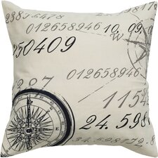 <strong>Rizzy Home</strong> Number Pillow