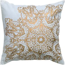 <strong>Rizzy Home</strong> Rosette Pillow