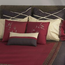 Crimson Duvet Set