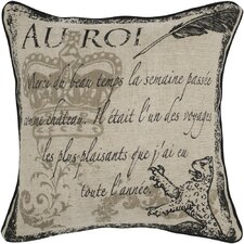 Jute Decorative Pillow