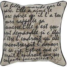 <strong>Rizzy Home</strong> Printed Vintage Decorative Pillow