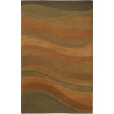 Colours Rust Rug