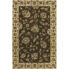 <strong>Rizzy Home</strong> Volare Brown/Beige Persian Rug