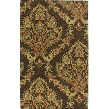 <strong>Rizzy Home</strong> Volare Chocolate Rug