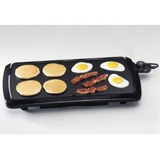 "20"" Cool Touch Electric Griddle"