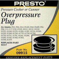 Overpressure Plug