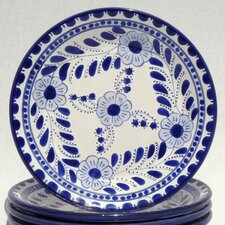 <strong>Le Souk Ceramique</strong> Azoura Design Side Plates (Set of 4)
