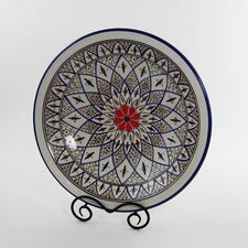 "Tabarka Design 16"" Serving Bowl"