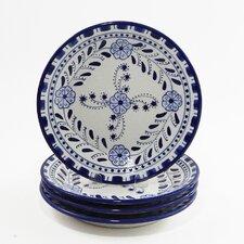 "Azoura Design 7"" Side Plates (Set of 4)"
