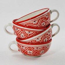 Nejma Latte/Soup Mug (Set of 4)