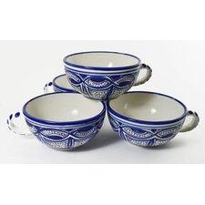 Qamara Latte/Soup Mug (Set of 4)