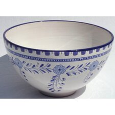 "<strong>Le Souk Ceramique</strong> Azoura Design 12"" Serving Bowl"