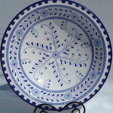 "Azoura Design 16"" Serving Bowl"