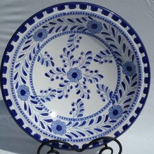 "Azoura Design 14"" Serving Bowl"