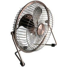 "8.5"" Table Fan with USB Plug"
