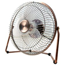 "10"" Table Fan with USB Plug"