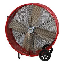 "<strong>MaxxAir</strong> 24"" Barrel Fan in Yellow"