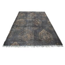 Fringe Brown Rug