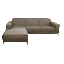 <strong>Moe's Home Collection</strong> Cappa Left Sectional