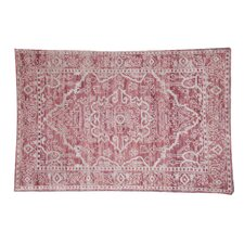 <strong>Moe's Home Collection</strong> Vintage Aubergine Rug