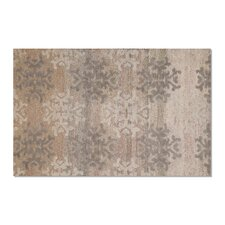 Fringe Brown/Tan Area Rug