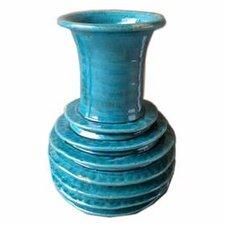 Grooved Vase
