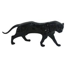 Walking Lion Figurine