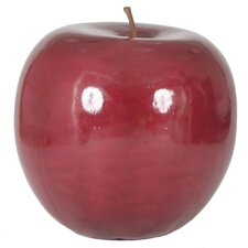 Small Apple Sculpture (Set of 2)