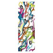Rainbow Seas II Painting Print on Canvas