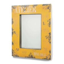 Loft Distressed Mirror