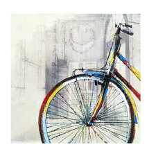 Cycle I Painting Print Art on Canvas