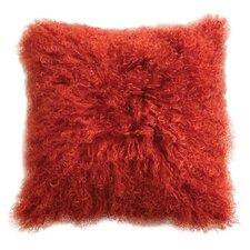 Lamb Faux Fur Throw Pillow (Set of 2)