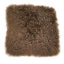 Lamb Fur Wool Pillow (Set of 2)