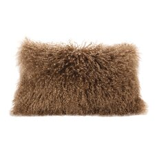 Lamb Fur Wool PillowSet of 2)
