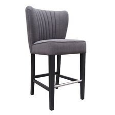 "<strong>Moe's Home Collection</strong> Latour 26.5"" Bar Stool with Cushion"