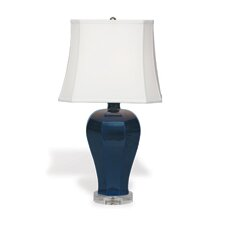 "Aventura 28"" H Table Lamp with Bell Shade"