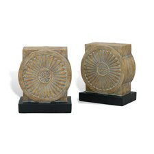 Lyon Book Ends (Set of 2)
