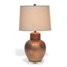 """Glendale 33"""" H Table Lamp with Empire Shade"""
