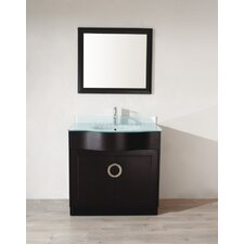 "Zed 42"" Single Bathroom Vanity Set"
